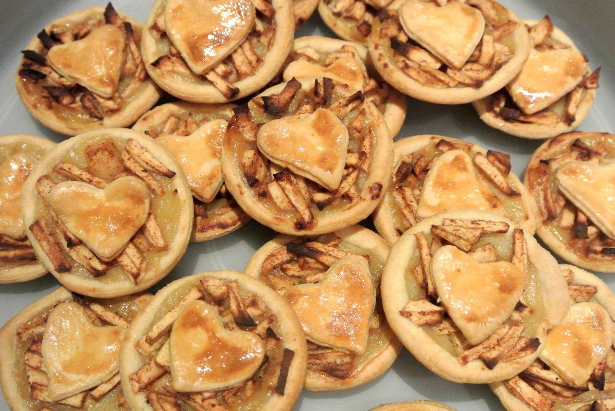 Thermomix, Thermomix recepten, Foodsoul, appeltaart, mini appeltaartjes, spelt appeltaart, spelt, appel, gezonde desserts, gezonde recepten, speltdeeg