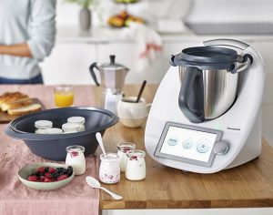 Workshop en basisdemonstratie Thermomix