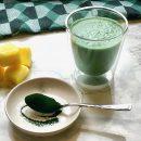 Foodsoul, Thermomix, TM6, smoothie, groene smoothie, spirulina, chlorella, ananas, kokosroom, ontgiften, hormoonbalans, smoothie thermomix, gezonde smoothie, groene smoothie