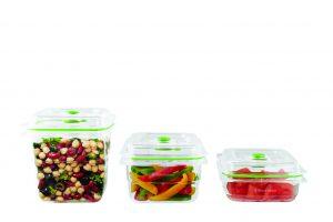Foodsaver, vershouddoos, set van 3 foodsaver, vacumeren, Thermomix, Foodsoul, Foodsaver aanbieding